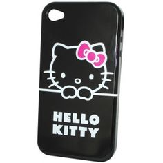 HUSA HELLO KITTY HKIPTPBL HARD CASE BLACK PT. IPHONE4/4S