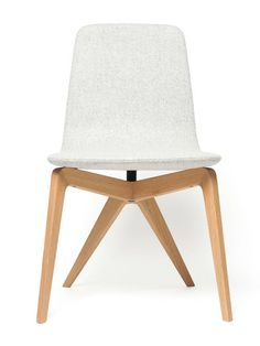 BAMBY CHAIR BY NOÉ DUCHAUFOUR-LAWRANCE | curved leg joints