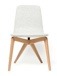 'Bamby' chair (2012) by Noe Duchaufour Lawrance for Marcel noeduchaufourlawrance.com