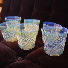 密買東京|街のガラス屋さんの野望|商品詳細(月色のグラス、ダイアのコップ、Flowのコップ - えむに(水上竜太) -)