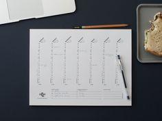 Social Preparedness Kit by eggpress - brilliant idea