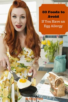 Wish you had a good egg allergy foods to avoid list? Or are you wondering if your child has an egg white allergy or an egg yolk allergy? Or curious OK to eat baked-egg vs cooked-egg? … http://myallergyfriend.com/egg-allergy-foods-to-avoid-list/?utm_medium=MAF%3F&dh=0&utm_campaign=coschedule&utm_source=pinterest&utm_content=33%20Egg%20Allergy%20Foods%20to%20Avoid%20-%20Your%20Ultimate%20Guide%20to%20Egg%20Allergy