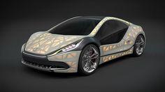 Einen Ausblick auf den Leichtbau der Zukunft will der Automobilentwickler Edag mit seinem Konzeptfahrzeug Light Cocoon geben.