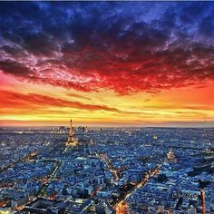 "patosuu: ""Paris. Amo esta ciudad. Capital del amor.  #love #paris #torreeiffel #amor #capitallove #ciudadhermosa #magica #amanecer #enamoradadefrancia #francia #lindopaisaje #instaphoto #instamoment #instabeauty #beatiful #beatifulnature #naturaleza #historyfrance #lovewolrd #loveit"""