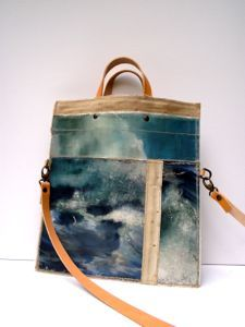 another bag from Swarm. com that's old oil paintings