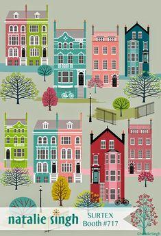 print & pattern: SURTEX 2014 - flyers part four