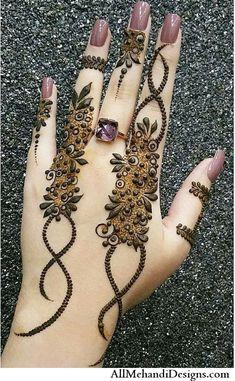 136 Best New Mehndi Designs Images Mehndi Designs Henna Patterns