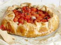 Fabrico Caseiro: Galette de Tomates Balsâmicos
