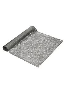 Silver Shimmer Table Runner