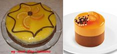 Ζαχαροπλαστική Πanos: Γλάσο πορτοκαλιού Sweets, Cake, Desserts, Food, Tailgate Desserts, Deserts, Gummi Candy, Candy, Kuchen
