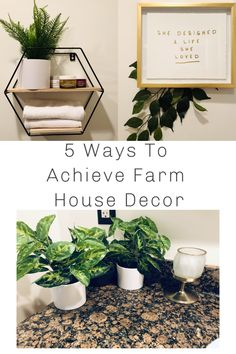 farmhouse decor farmhouse decor on a budget farmhouse decor diy farmhouse decor bathroom farmhouse decor cheap farmhouse decor easy farmhouse decor projects Rustic Design, Diy Design, Design Ideas, Farmhouse Furniture, Farmhouse Decor, Dream Decor, Home Hacks, Diy Home Decor, Bathroom
