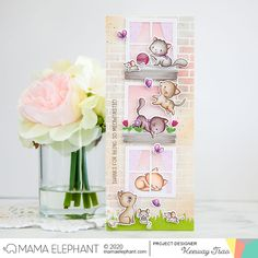 Mama Elephant July 2020 Release Stampede – Kiwi Koncepts