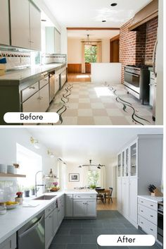 23 Best Before After Interior Design Makeovers Images Bright