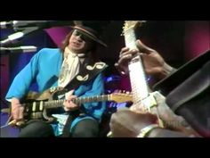 Albert King with Stevie Ray Vaughan In Session 1983 (Part 1)