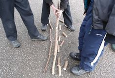 Fractions, Decimals and Percentages Outdoor Activities - Differentiating with Nature