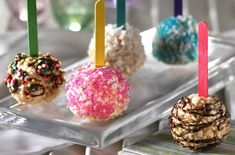 sweet candy baby shower favor ideas