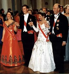Silver Wedding of King Harald and Queen Sonja