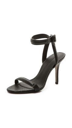 Alexander Wang - Antonia Ankle Strap Sandals