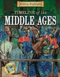 Timeline of the Middle Ages by Charlie Samuels