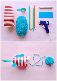 DIY Silly Hungry Fish Cup Game Make this adorable and fun game for kids with just a few simple items! Fun Games For Kids, Crafts For Kids To Make, Craft Activities For Kids, Crafts For Teens, Kids Diy, Summer Crafts, Fun Crafts, Cup Games, Recycled Crafts Kids