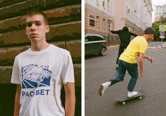 Paccbet, la marque de skateboard Tolia Titaev, soutenue par Gosha Rubchinskiy