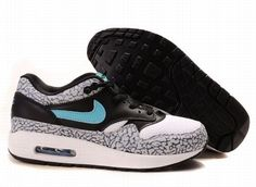 sports shoes bf624 e2cab Nike Air Max Shoes Nike Air Max 87 Skyblue White Black  Nike Air Max 87 -  Nike constantly runs some creative schemes to attract the customer.