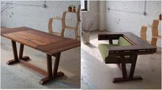 3.) Furniture you can transform into other pieces of furniture