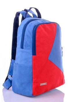 f6028c846e2a Blue women backpack Faux suede backpack purse Blue backpack Women backpack  blue Cool backpacks Minim