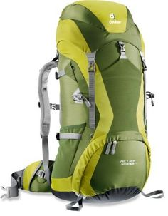 Deuter ACT 45+ 10 SL pack...I deal for weekend hikes