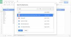 Mail Merge in Google Sheets