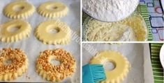 Recept na lahodné cookies podle GOST - interesno. Russian Desserts, Russian Recipes, Eggless Cookie Recipes, Super Cookies, Czech Recipes, Puff Pastry Recipes, Croatian Recipes, Christmas Snacks, Birthday Cookies