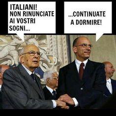 """#NAPOLITANO: """"ITALIANI NON RINUNCIATE AI VOSTRI SOGNI"""" http://www.ilpeggiodellarete.it/napolitano-italiani-non-rinunciate-ai-vostri-sogni/"""