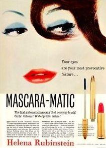 Helena Rubinstein Mascara-Matic Ad