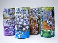 The beautiful ceramics below are the work of Lisa Katzenstein