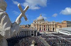 За две недели до окончания внеочередного Юбилейного (Святого) года милосердия, который был объявлен папой Римским Франциском, число католических паломников, посетивших Рим по этому случаю, превысило 20 миллионов человек, сообщает 316NEWS со ссылкой на ria.ru. По решению понтифика, Святой год милосе