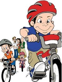 Children Safety Tips : Remind kids to take a friend whenever they walk or bike to school. Remind them to stay with a group if they're waiting at the bus stop.
