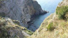 Baia di Sorgeto - Ischia, Italy