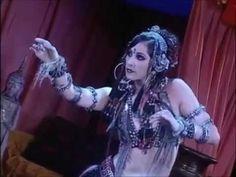 Rachel Brice Tribal Belly dance Fusion - YouTube