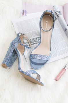 d655a91debe96 61 Best light blue heels images in 2018 | Heels, Blue heelers, Blue ...