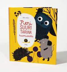 Little Big Story of Tomorrow by Réka Király, published by WSOY/Finland