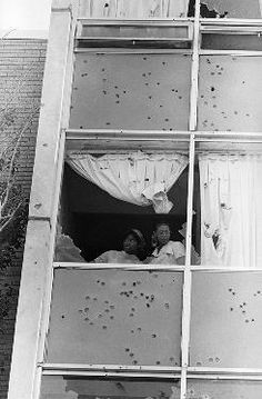 Jackson State Killings. (Not just Kent State) On May 14, 1970, local and state police opened fire on a group of students at the predominantly black Jackson State College in Mississippi. In a twenty-eight-second barrage of gunfire, police fired hundreds of rounds into the crowd. Two were killed and a dozen injured. The police fired more than 140 shots at the dorm.