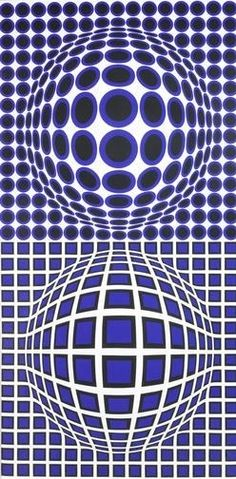 Oltar-BMB - Victor Vasarely More