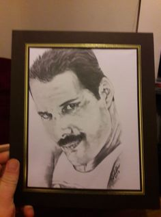 For Sale #FreddieMercury  http://www.music-memories-art.co.uk