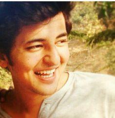 Love his smile:)