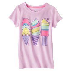 Circo® Girls' Short-sleeve Tee Shirt -