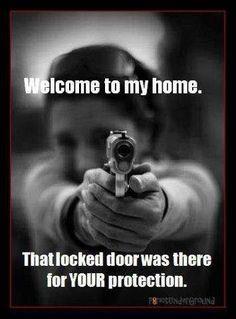 #GunControl #GunRights #SecondAmendment #2ndAmendment #therighttobeararms #guns #homeprotection
