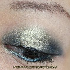.Kats cosmetics.: EOTD - Illamasqua Liquid Metal