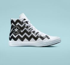 Chuck 70 Exploding Star High Top | Sneakers, Nike sneakers