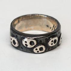 Nightwanderer Ring by Peg & Awl @occulter