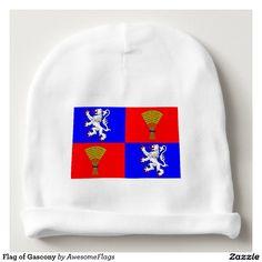 Flag of Gascony Baby Beanie